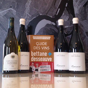 Guide Bettane & Desseauve 2018