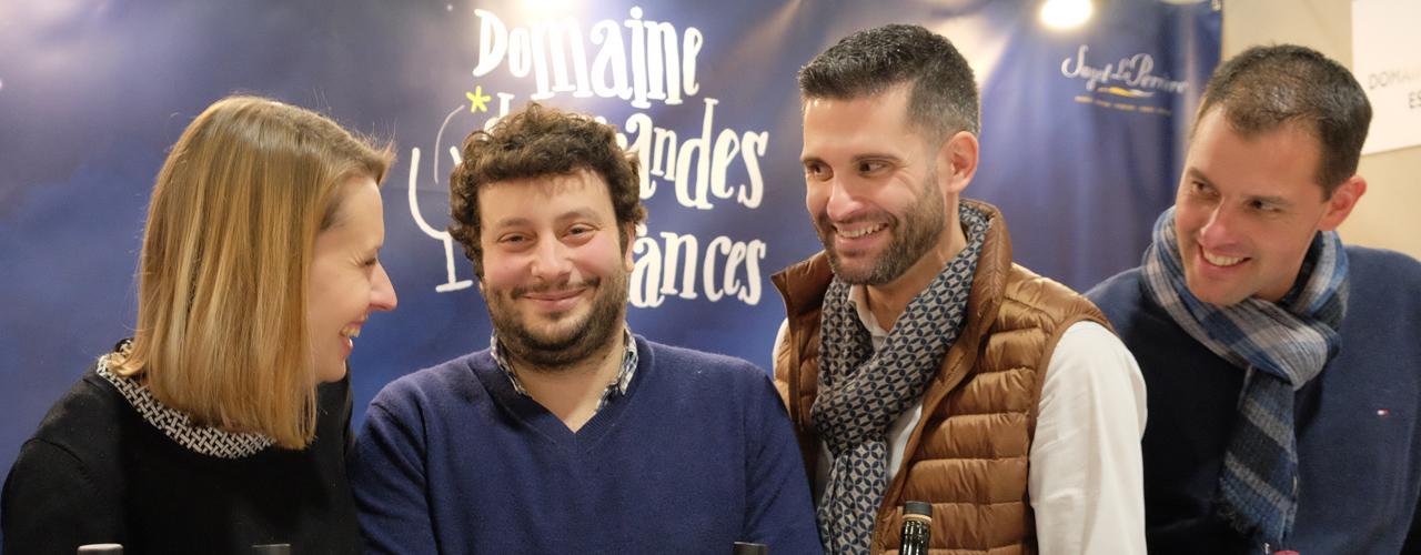 Saget La Perrière - Salon des Vins de Loire 2019