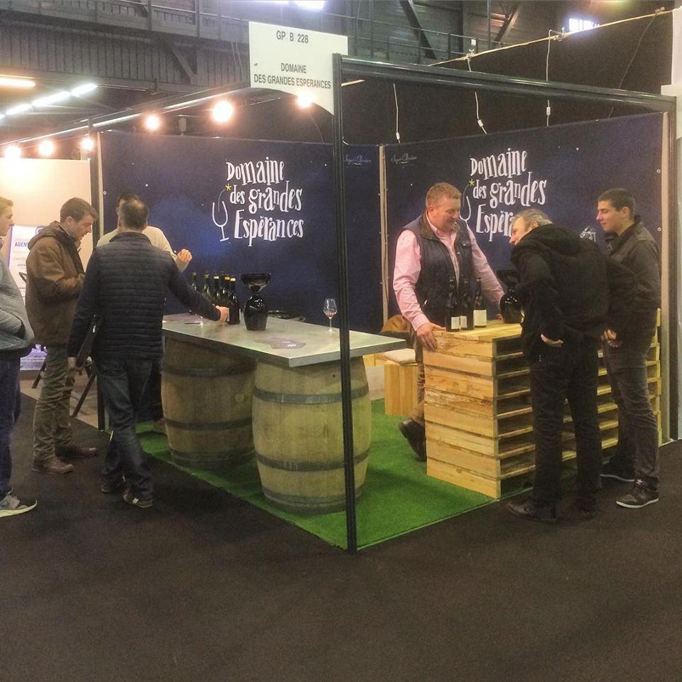 Salon des Vins de Loire d'Angers 2016
