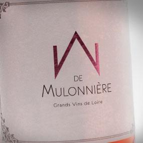 Nouveau profil pour le M de Mulonnière rosé