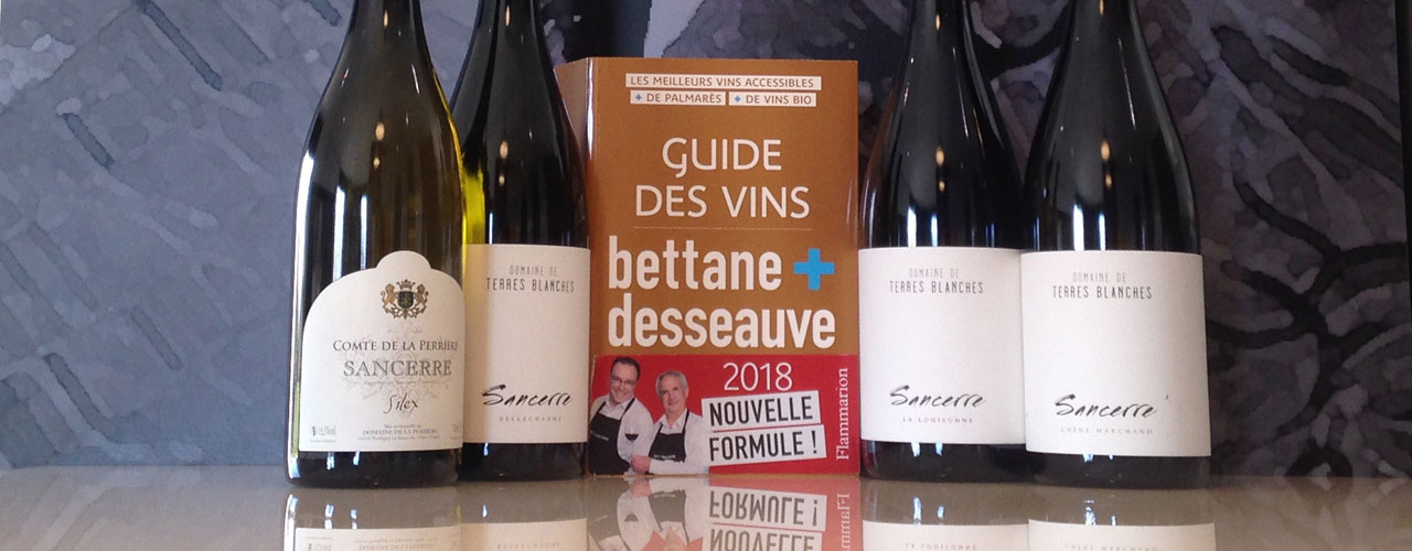 Guide bettane et desseauve 2018