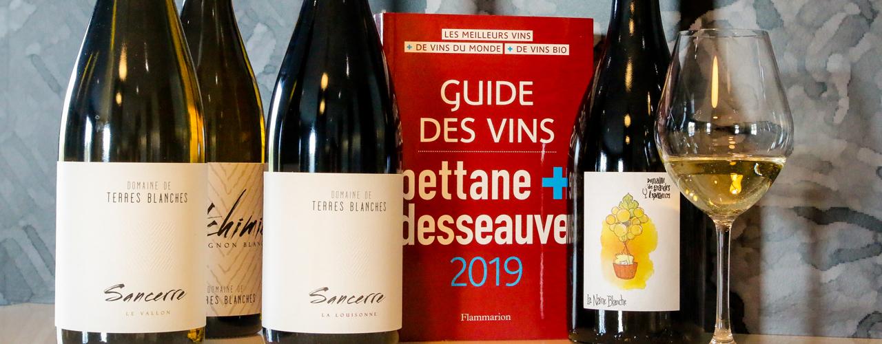 Saget La Perrière - Bettane + Desseauve 2019