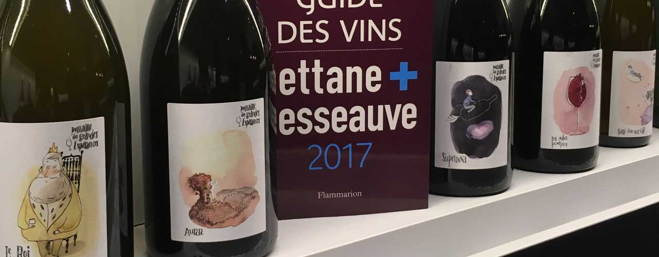 Our wines selected in the Guide Bettane et Desseauve