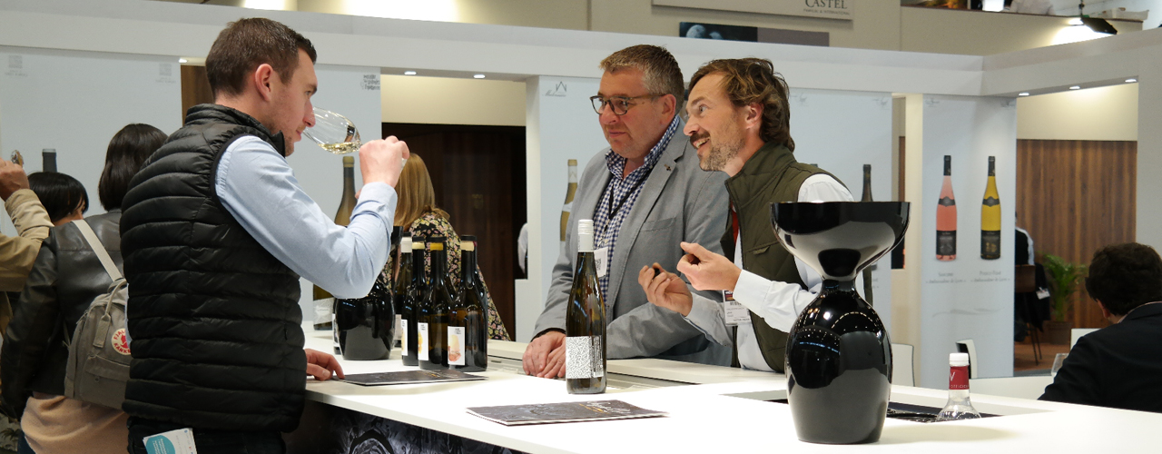 vinexpo 2019 saget la perriere