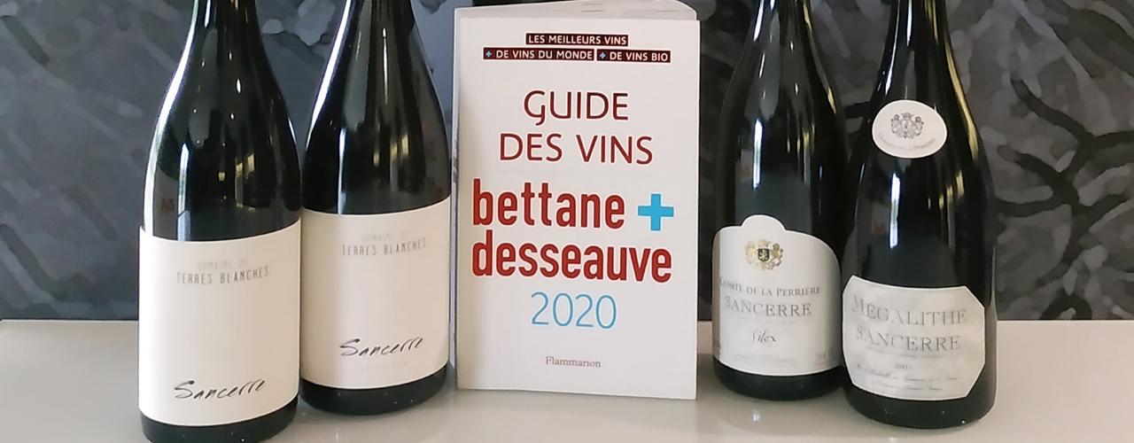 guide bettane + desseauve 2020 saget la perriere